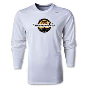 NPL Champions Cup 2013 Poly T-Shirt (White)