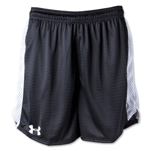 Under Armour Women's Trophy 5 Short (Blk/Wht)