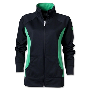 Under Armour Women's Craze Jacket (Blk/Green)