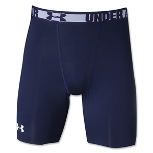Under Armour HeatGear Sonic Compression Short (Navy)