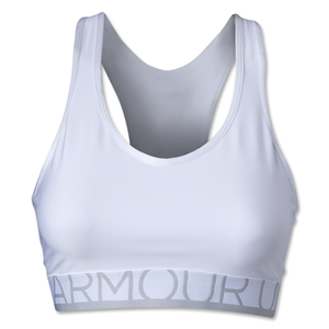 Under Armour Still Gotta Have It Bra (White/Gray)