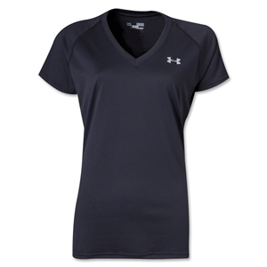 Under Armour Women's Tech T-Shirt (Black)