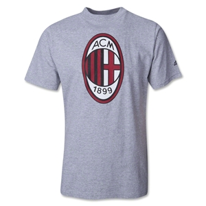 AC Milan Youth Big Logo T-Shirt