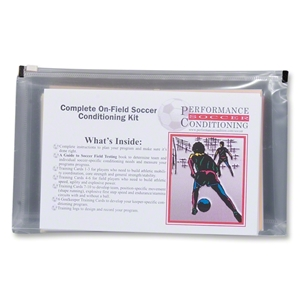 Complete On-field Soccer Conditioning Kit