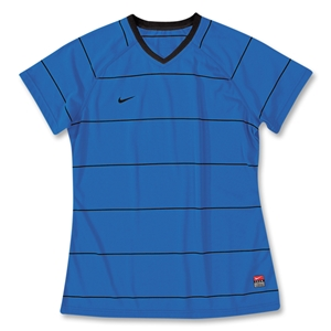 Nike Women's Rush Soccer Jersey (Royal)