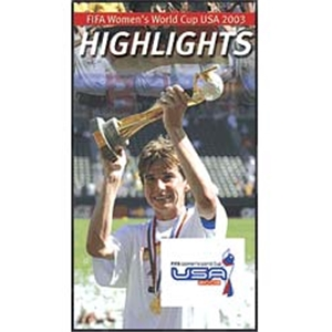FIFA Womens World Cup 2003 Highlights DVD