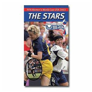 Stars of the Women's World Cup 2003 Soccer DVD