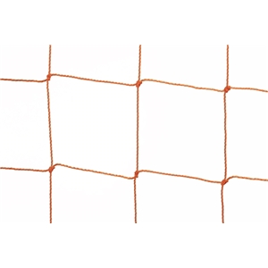 Kwik Goal Soccer Net-2 mm Orange (4'X6'X0'X4') (120MM)