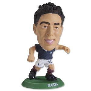 France Nasri Mini Figurine