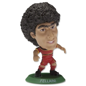 Belgium Fellaini Mini Figurine