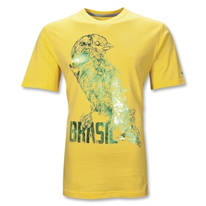 Brazil 11/12 Graphic T-Shirt
