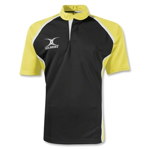 Gilbert Xact Rugby Jersey (Yellow/Black)