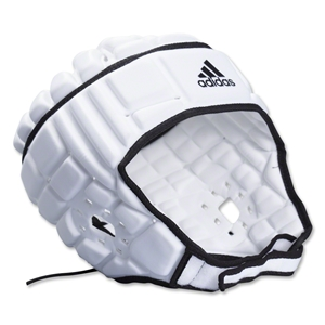 adidas Rugby Scrum Cap (White/Black)