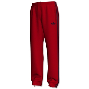 adidas Originals adi Firebird Track Pant (Red/Blk)