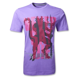 Manchester United Core Cotton T-Shirt (Purple)