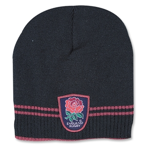 England Rugby Fleece Beanie (Navy)