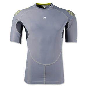 adidas Recovery Top (Gray)