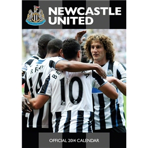 Newcastle United 2014 Calendar