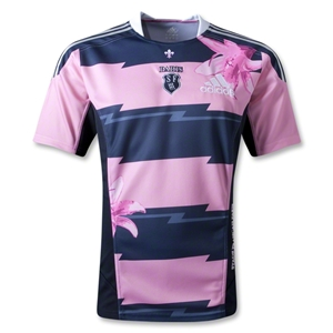 Stade Francais 12/13 Home SS Rugby Jersey