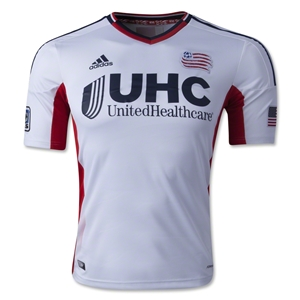 New England Revolution 2013 Authentic Secondary Soccer Jersey