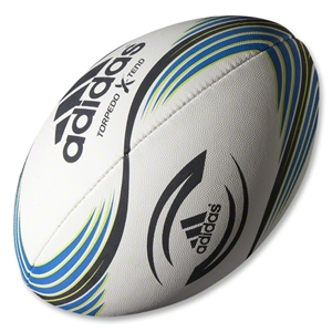 adidas Torpedo X-Tend II Training Rugby Ball