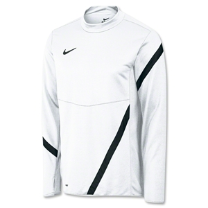 Nike Comp 12 Midlayer Top (Wh/Bk)