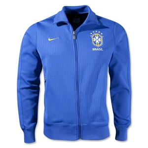 Brasil Core N98 Soccer Jacket (Royal)