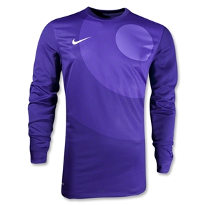 Nike Long Sleeve Park IV Goalkeeper Jersey (Purple)