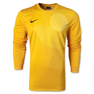 Nike Long Sleeve Park IV Goalkeeper Jersey (Yellow)