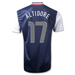 USA 12/13 ALTIDORE Away Soccer Jersey