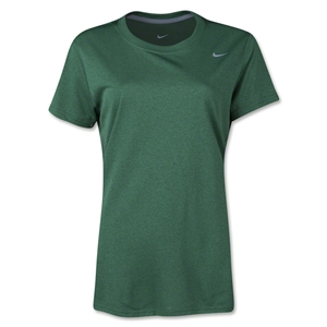 Nike Women's Legend Shirt (Dark Green)