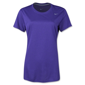 Nike Women's Legend Shirt (Purple)