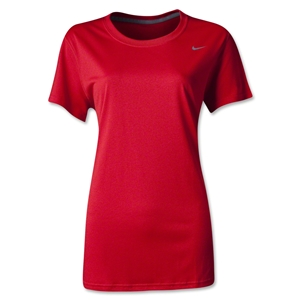 Nike Women's Legend Shirt (Red)