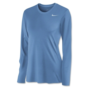 Nike Women's Long Sleeve Legend Shirt (Sky)