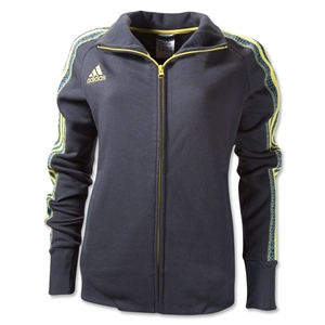 adidas Women's Graphic Jacket (Dsv/Yl)