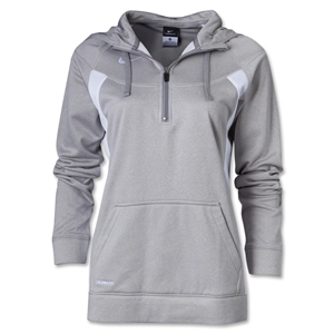 Nike Women's Core Fleece 1/4 Zip (Sv/Wh)