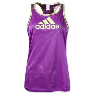adidas Women's Varsity Tank (Purple)