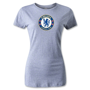 Chelsea Crest Women's T-Shirt (Gray)