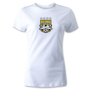 Charleston Battery Women's T-Shirt (White)
