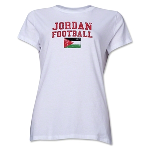 Jordan Women's Football T-Shirt (White)
