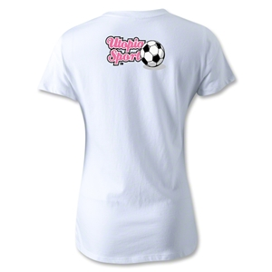 Utopia Sport Women's T-Shirt (White)
