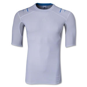 adidas TechFit PowerWEB T-Shirt (White)