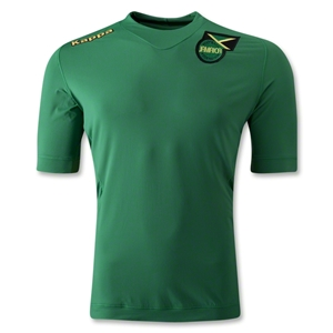 Jamaica 12/13 Authentic Away Soccer Jersey