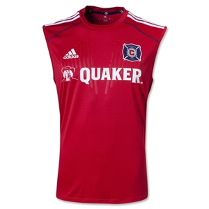 Chicago Fire Sleeveless Training Jersey