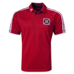 Chicago Fire ClimaLite Polo