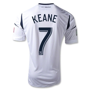 LA Galaxy 2013 KEANE Authentic Primary Soccer Jersey