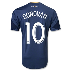 LA Galaxy 2013 DONOVAN Authentic Secondary Soccer Jersey