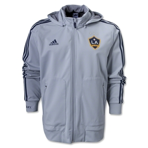 LA Galaxy Ultimate MLS Coach's Track Jacket