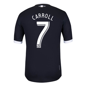 Philadelphia Union 2013 CARROLL Authentic Third Soccer Jersey