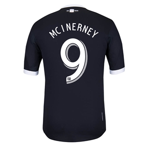 Philadelphia Union 2013 MCINERNEY Authentic Third Soccer Jersey